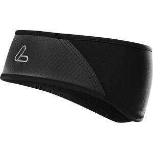 Löffler Windstopper Stirnband Light CB schwarz schwarz