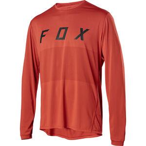 Fox Ranger Langarm Trikot Herren orange crush orange crush