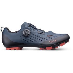 Fizik Terra X5 MTB Schuhe Herren dunkel blau/brick rot dunkel blau/brick rot