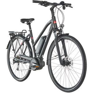 Ortler Bozen Damen Trapez schwarz matt bei fahrrad.de Online