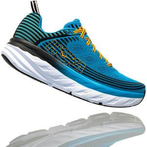Hoka One One Bondi 6 Running Shoes Men Dresden Blue/Black