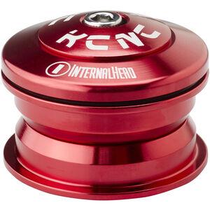 """KCNC Kudos-Q1 Steuersatz 1 1/8"""" ZS44/28.6 I ZS44/30 rot"""