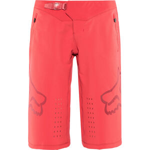 Fox Defend Baggy Shorts Damen rio red rio red