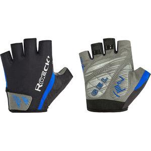 Roeckl Ilio Handschuhe schwarz/blau schwarz/blau
