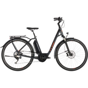 Cube Town Sport Hybrid EXC 500 Easy Entry Iridium'n'Copper bei fahrrad.de Online