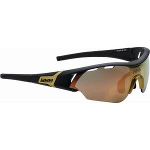 BBB Summit BSG-50 Sportbrille matt schwarz bei fahrrad.de Online
