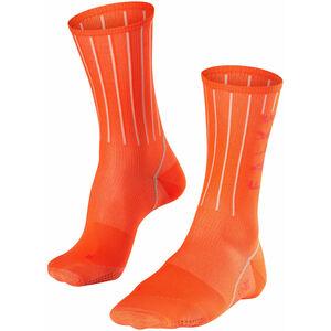 Falke BC Impulse Socken Dots orange ray orange ray