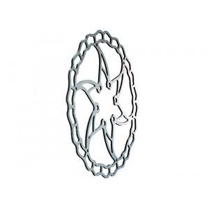 ASHIMA ARO-09 Ai2 Bremsscheibe 6-Loch silver silver