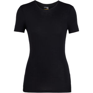 Icebreaker 175 Everyday SS Rundhalsshirt Damen black black