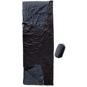 Cocoon Outdoor Blanket/Sleeping Bag black/slate blue black/slate blue