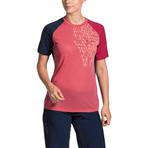 VAUDE Moab IV Shirt Damen bright pink