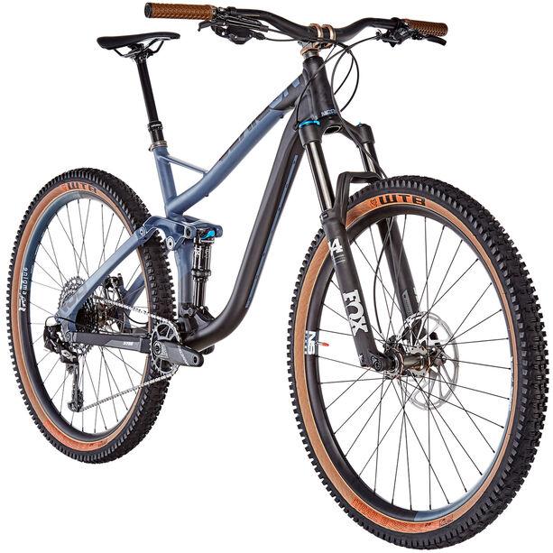 "NS Bikes Snabb 130 Plus 1 29"" black/steel blue"