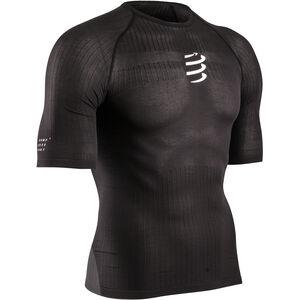 Compressport 3D Thermo Kurzarm T-Shirt black black
