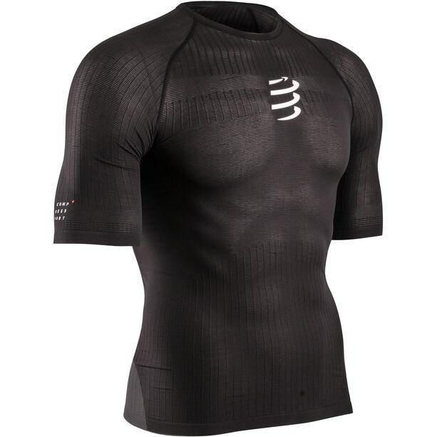 Compressport 3D Thermo Kurzarm T-Shirt black