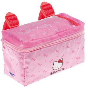Bike Fashion Hello Kitty Lenkertasche Mädchen pink pink