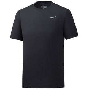Mizuno Impulse Core t-Shirt Herren black black