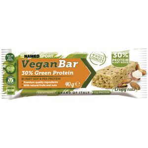 NAMEDSPORT Vegan Protein Riegel Box 24x40g Nuts