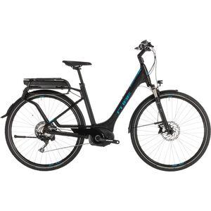 Cube Kathmandu Hybrid EXC 500 Easy Entry Black'n'Blue bei fahrrad.de Online