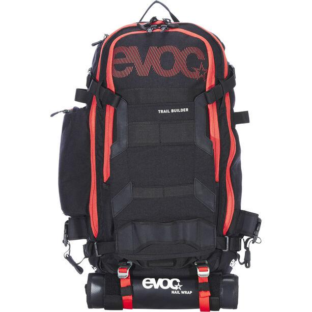 EVOC Trail Builder Rucksack 30l black