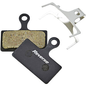 Reverse AirCon Replacement Brakepad for XTR after 2012 2pc schwarz schwarz