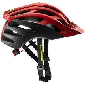 Mavic Crossmax SL Pro MIPS Helmet Herren fiery red fiery red
