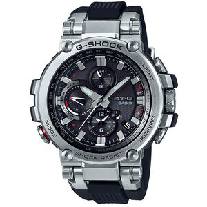 CASIO G-SHOCK MTG-B1000-1AER Uhr Herren silver/black silver/black