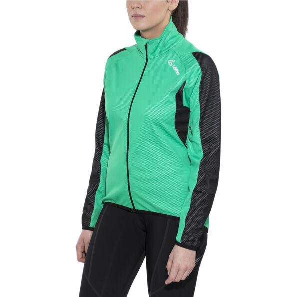 Löffler WS Softshell Light Bikejacke Damen grün