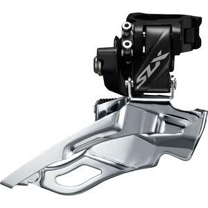Shimano SLX FD-M7005 Umwerfer Schelle hoch 3x10 Down Swing schwarz schwarz