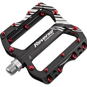 Reverse Escape Pro Pedals schwarz schwarz