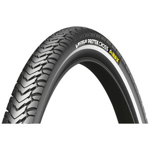 "Michelin Protek Cross Max 28"" Draht Reflex schwarz"