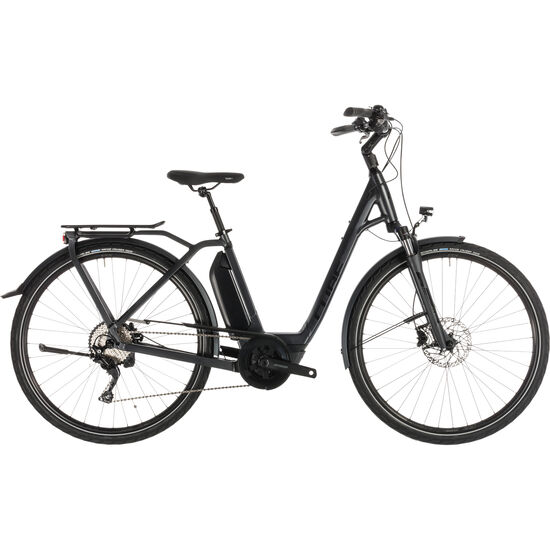 Cube Town Sport Hybrid Pro 500 Easy Entry bei fahrrad.de Online