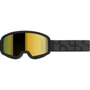 IXS Hack Mirror Goggles black black