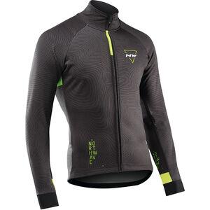 Northwave Blade 3 Jacke Total Protection Herren dark grey/yellow fluo dark grey/yellow fluo