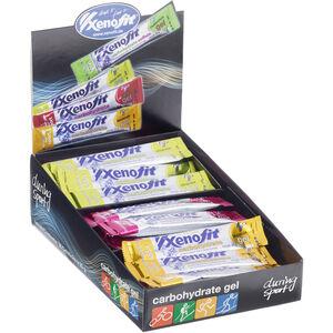 Xenofit Carbohydrate Gel Box Redberry/Citrus-Mix/Maracuja 30 x 25g bei fahrrad.de Online