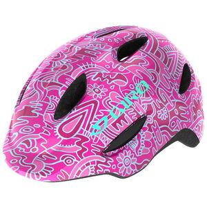 Giro Scamp MIPS Helmet Kinder pink flower land pink flower land