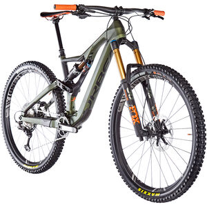 ORBEA Rallon M-Team green/orange green/orange