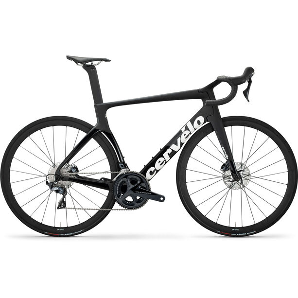 Cervelo S5 Ultegra Disc black/graphite/white