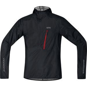 GORE WEAR C7 Rescue Windstopper Hooded Jacket Men black bei fahrrad.de Online