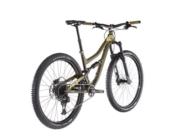 "NS Bikes Nerd Lite 2 29"" army green"