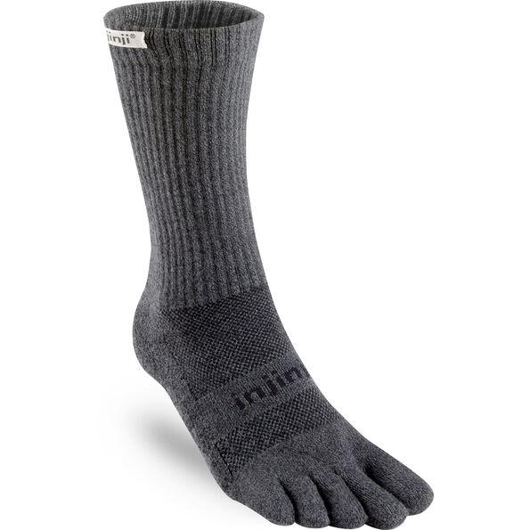 Injinji Trail Crew Xtralife Midweight Socks Herren
