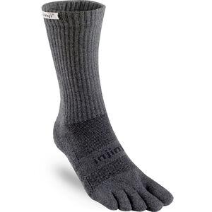 Injinji Trail Crew Xtralife Midweight Socks Men granite