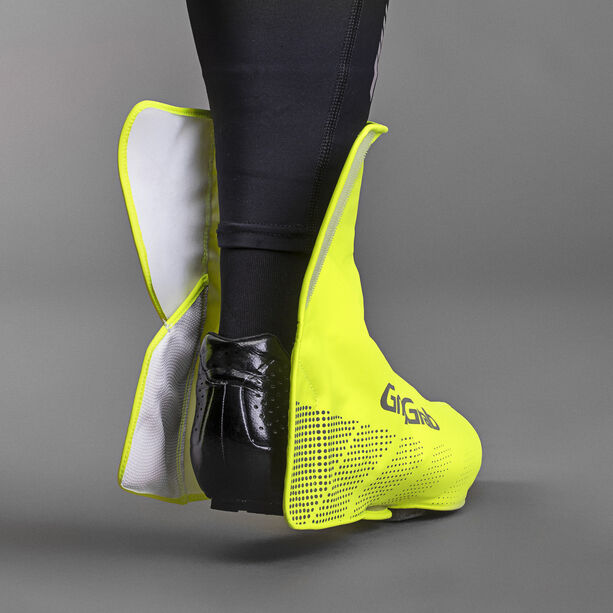 GripGrab Ride Waterproof Hi-Vis Shoe Cover fluo yellow fluo yellow