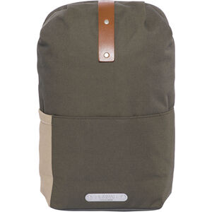 Brooks Dalston Knapsack Small 12l green fleck/honey green fleck/honey