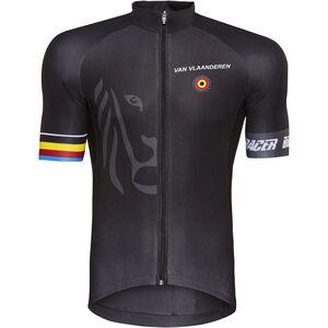 Bioracer Van Vlaanderen Pro Race Jersey Herren black black