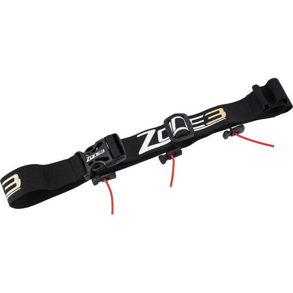 Zone3 Race Belt with Gel Loops