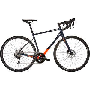 Cervelo C2 Disc 105 7020 navy/tangerine bei fahrrad.de Online