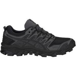 asics Gel-FujiTrabuco 7 G-TX Schuhe Herren black/dark grey black/dark grey