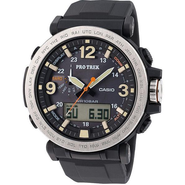 CASIO PRO TREK PRG-600-1ER Smartwatch Herren