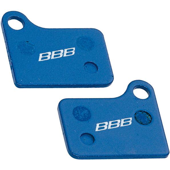 BBB BBS-51 Scheibenbremsbeläge Shimano blau