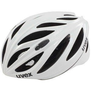 UVEX Boss Race Helmet white white